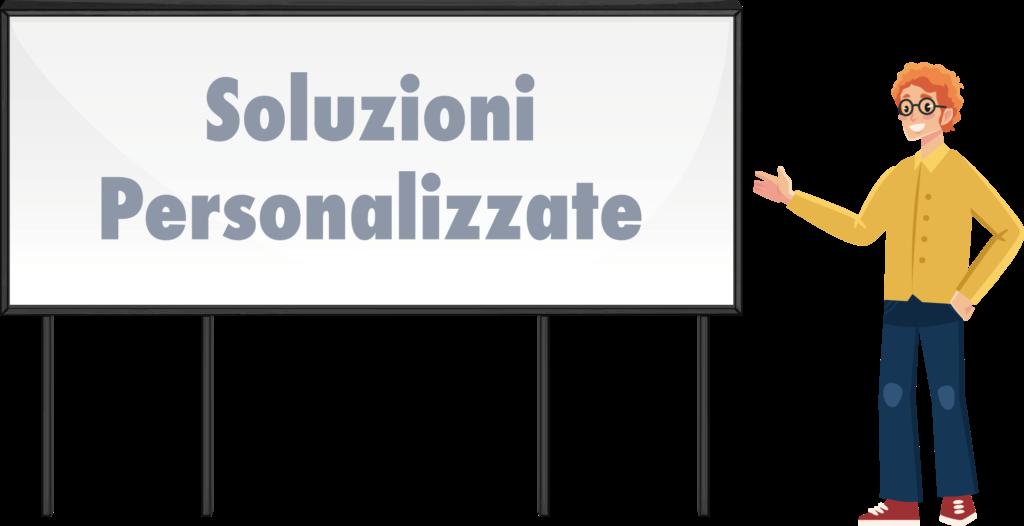 soluzione personalizzata