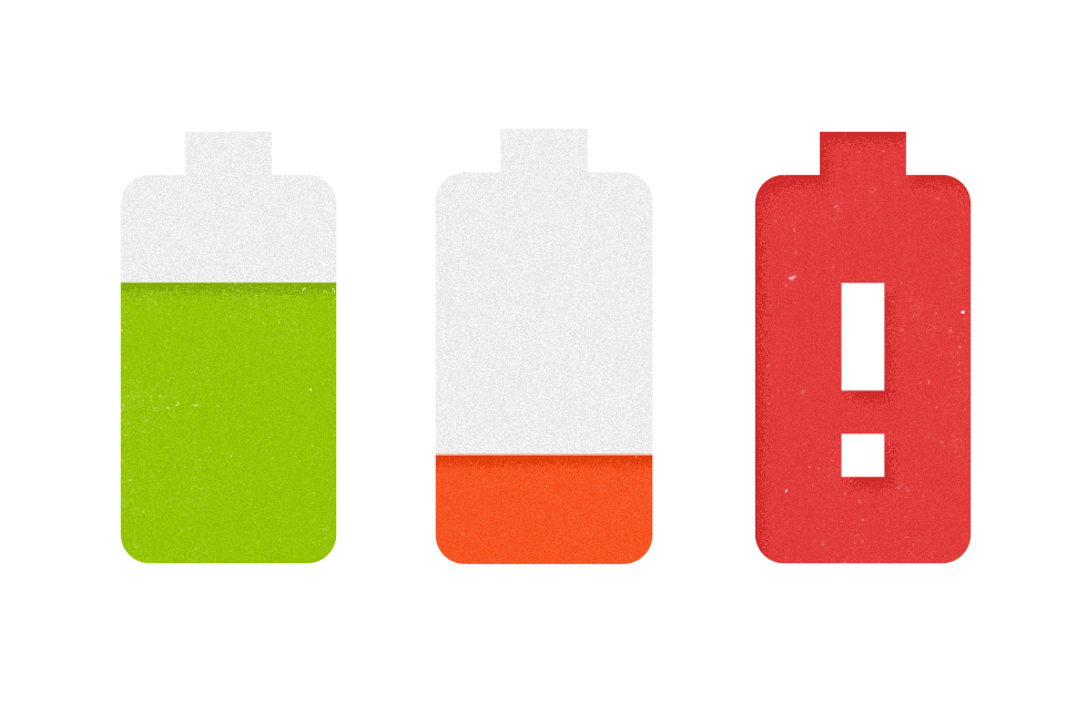 indicatore batteria SIPLI FLEET