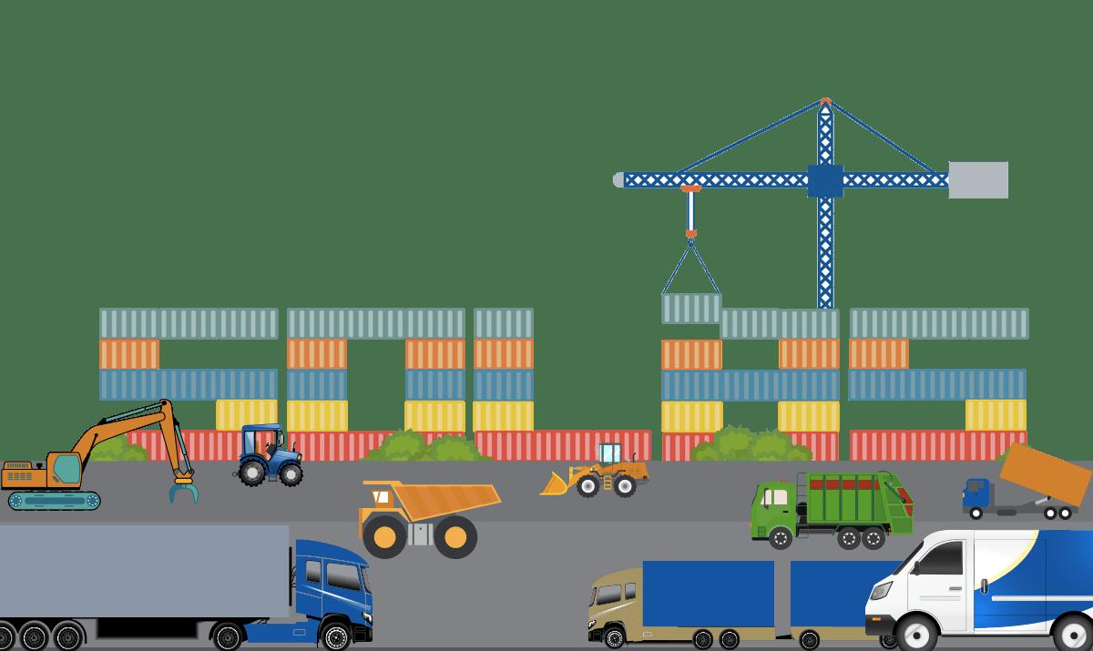 Pesatura a bordo mezzi camion soluzione sipli fleet