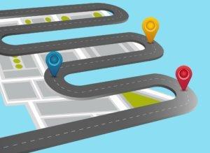 localizzazione GPS in tempo reale soluzione di Sipli Fleet