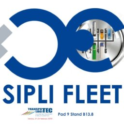 Logo - SIPLI FLEET al Transpotec 2019