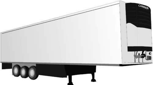 semirimorchio frigo carrieri